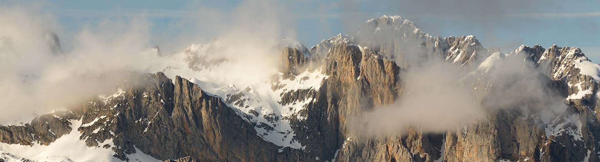 Macizo occidental de Picos de Europa, municipio de Posada de Valdeón