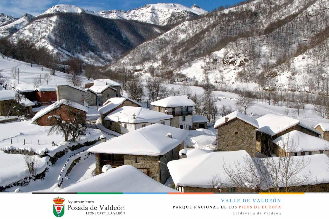 Caldevilla de Valdeón, Valle de Valdeón