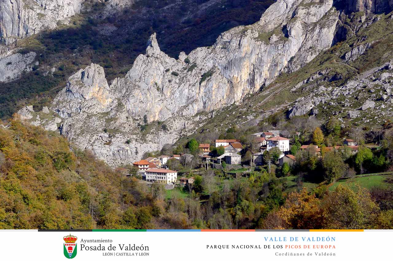 Pueblo de Cordiñanes, Valle de Valdeón