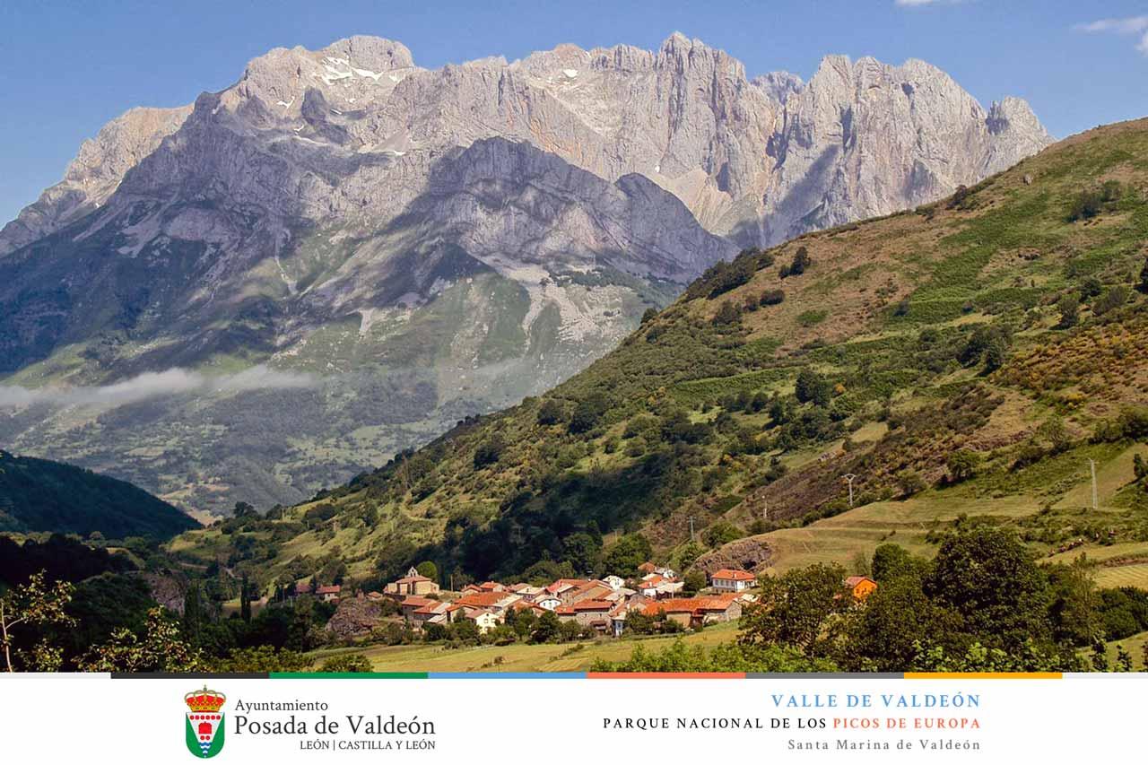 Santa Marina de Valdeón, Valle de Valeón