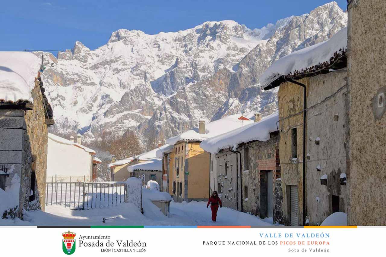 Soto de Valdeón, Valle de Valdeón