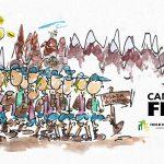 Campamento Federación Española de Deportes de Montaña y Escalada