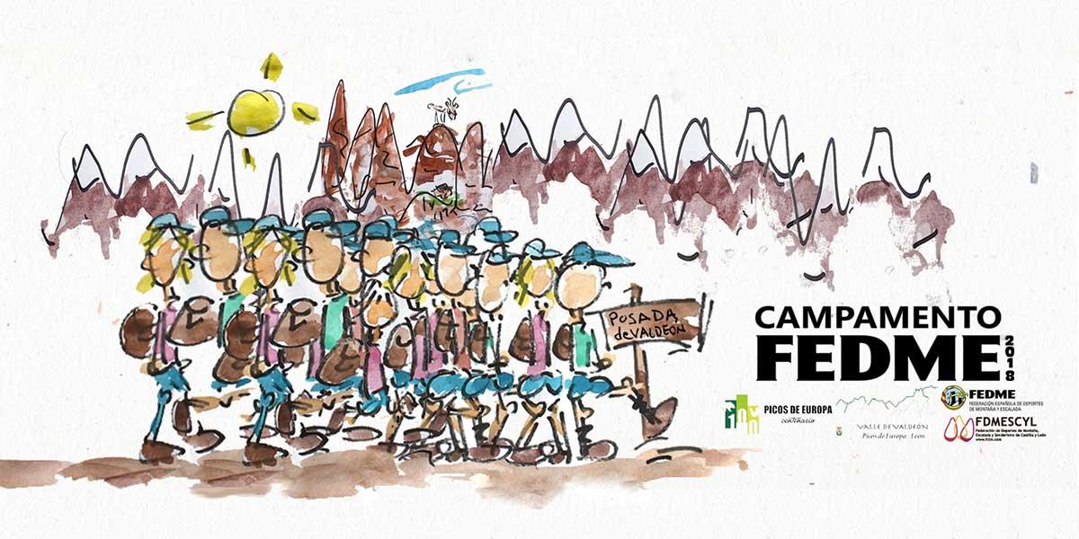 20a200c4adf Campamento Federación Española de Deportes de Montaña y Escalada (FEDME)