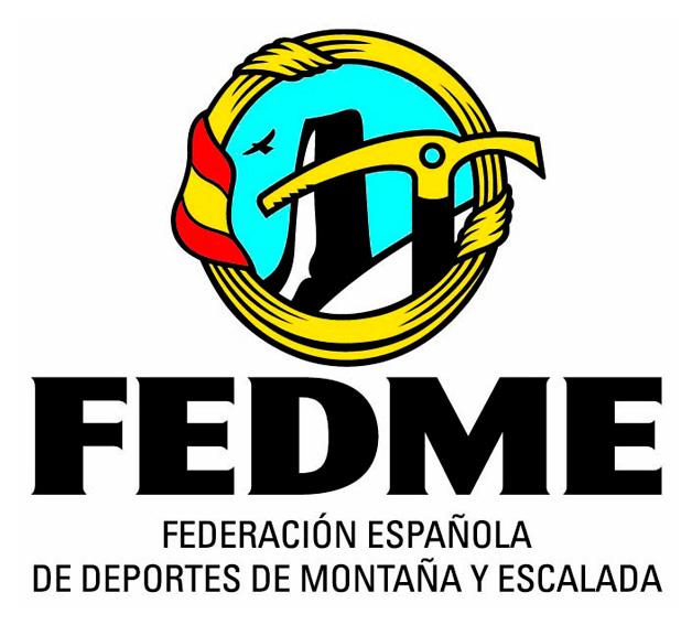 Logotipo FEDME