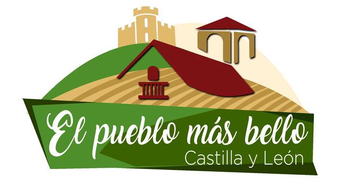 """Logotipo del programa concurso """"El pueblo más bello de Castilla y León"""""""