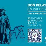 Don Pelayo en Valdeón - Gymkana digital